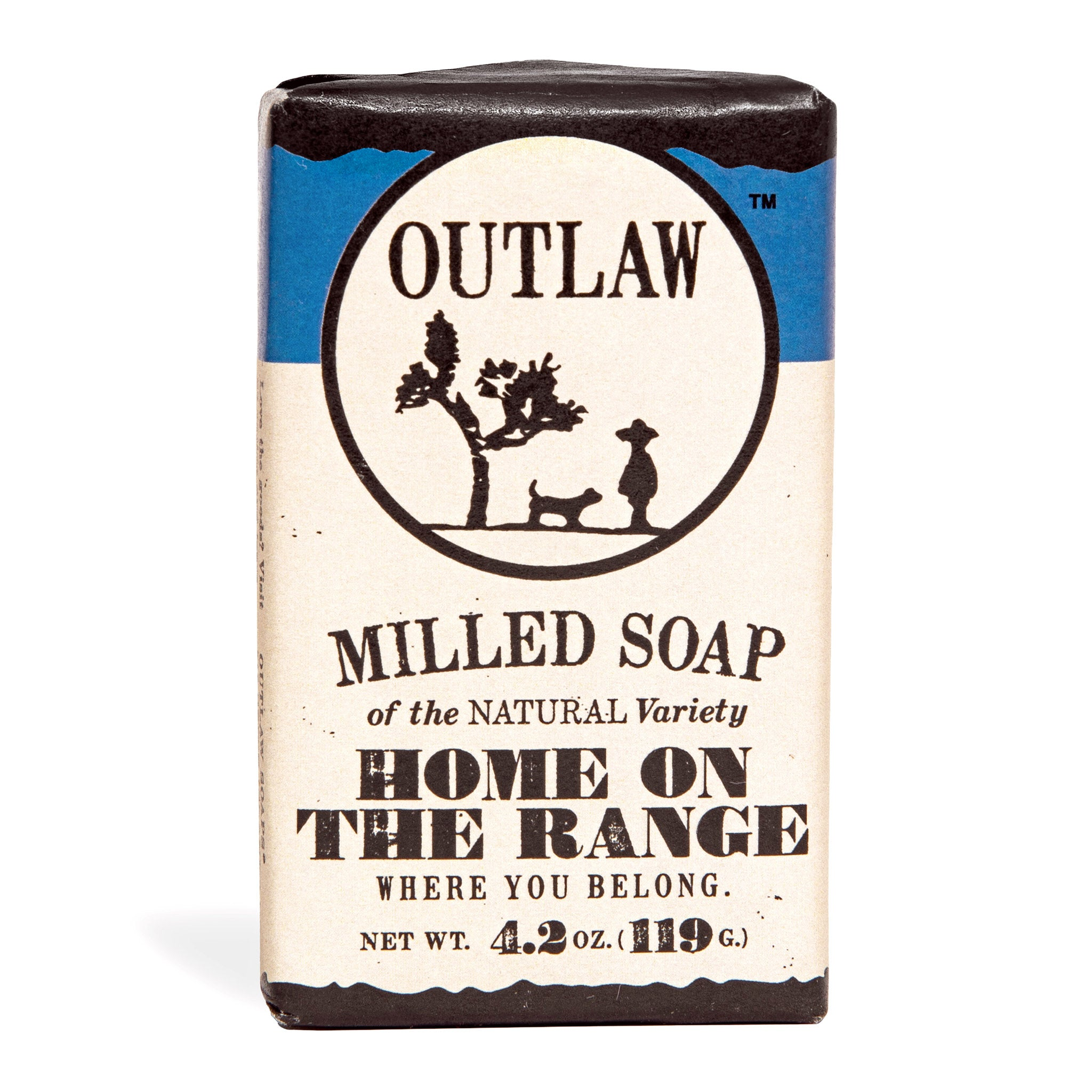 Home on the Range Milled Bar Soap