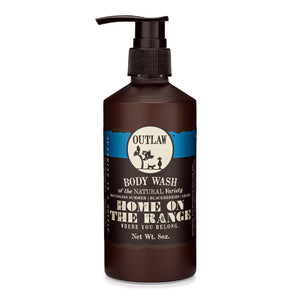 Home on the Range Hair & Body Wash Hair & Body Wash The Smell of Peace: Juicy Blackberries | Sun-Dried Laundry | Fresh-Cut Grass | Liquid Happiness