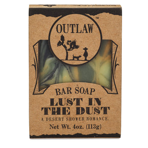 Lust in the Dust Handmade Bar Soap Bar Soap The Desert Western Romance Everywhere You Go: Sagebrush | Sandalwood | Campfire