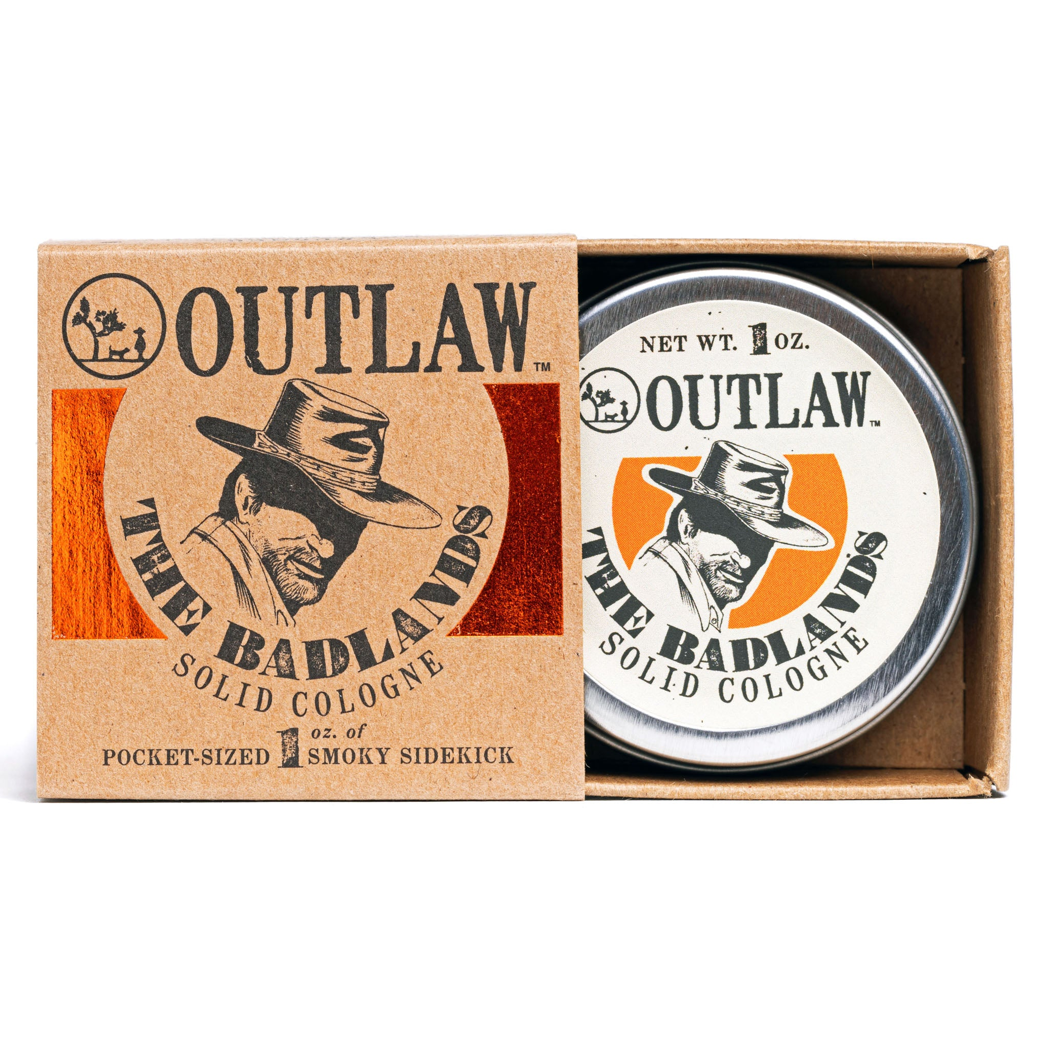 The Badlands Solid Cologne