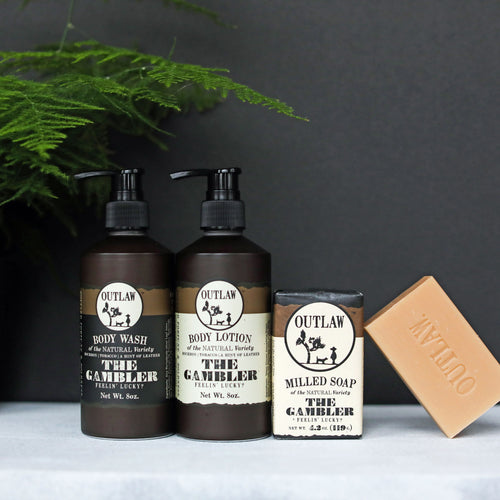 The Gambler Whiskey Milled Bar Soap