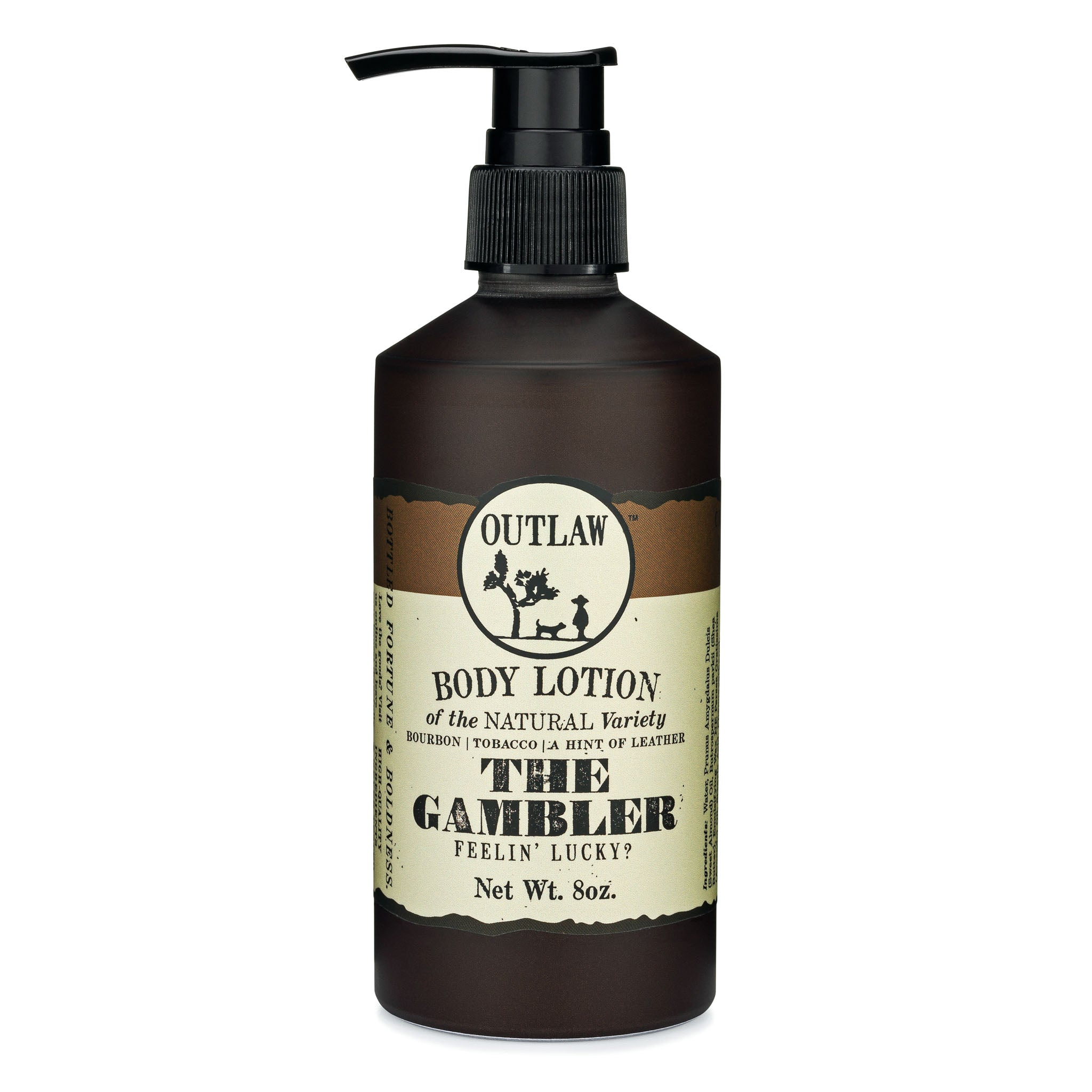 The Gambler Intoxicatingly Wonderful Lotion