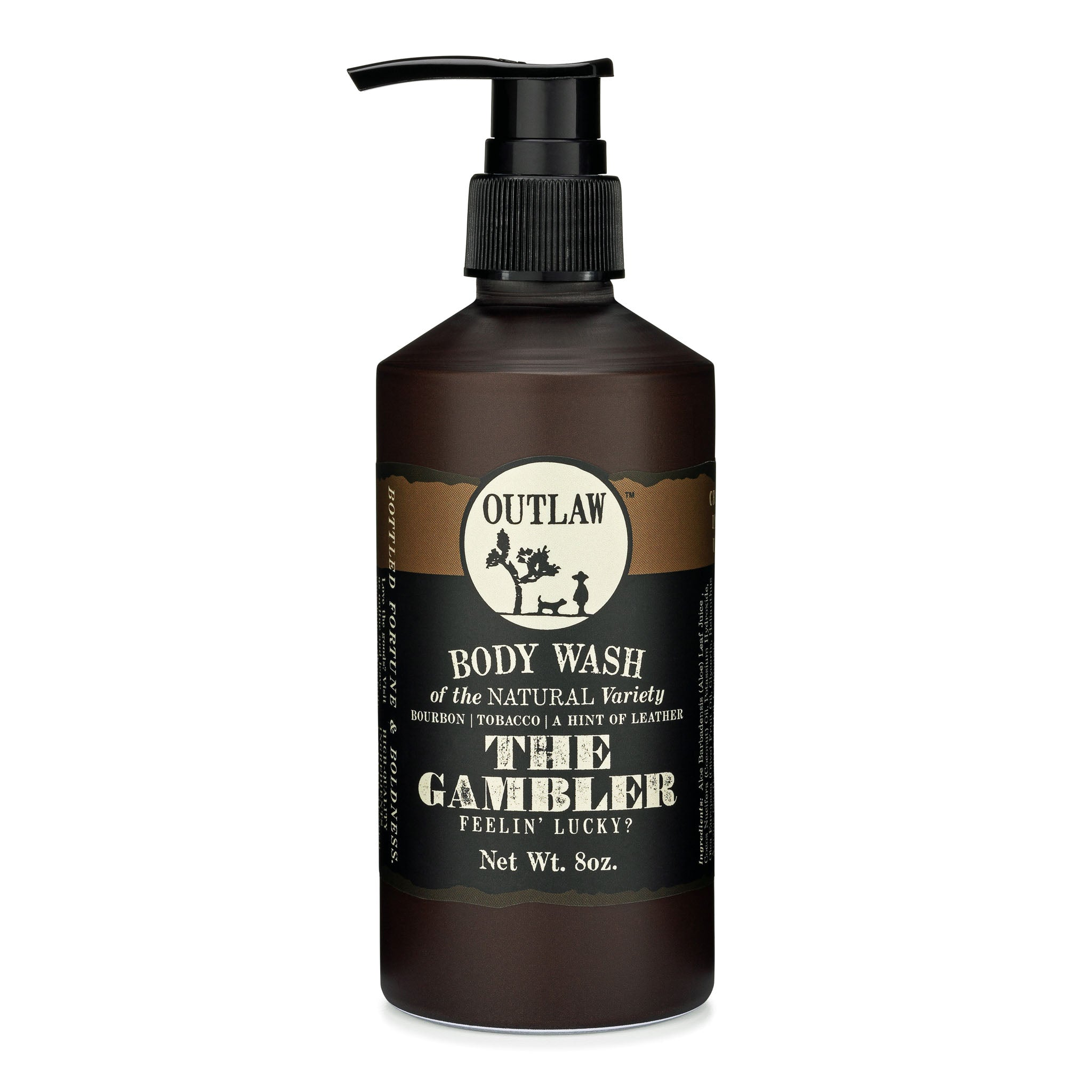 The Gambler Body Wash