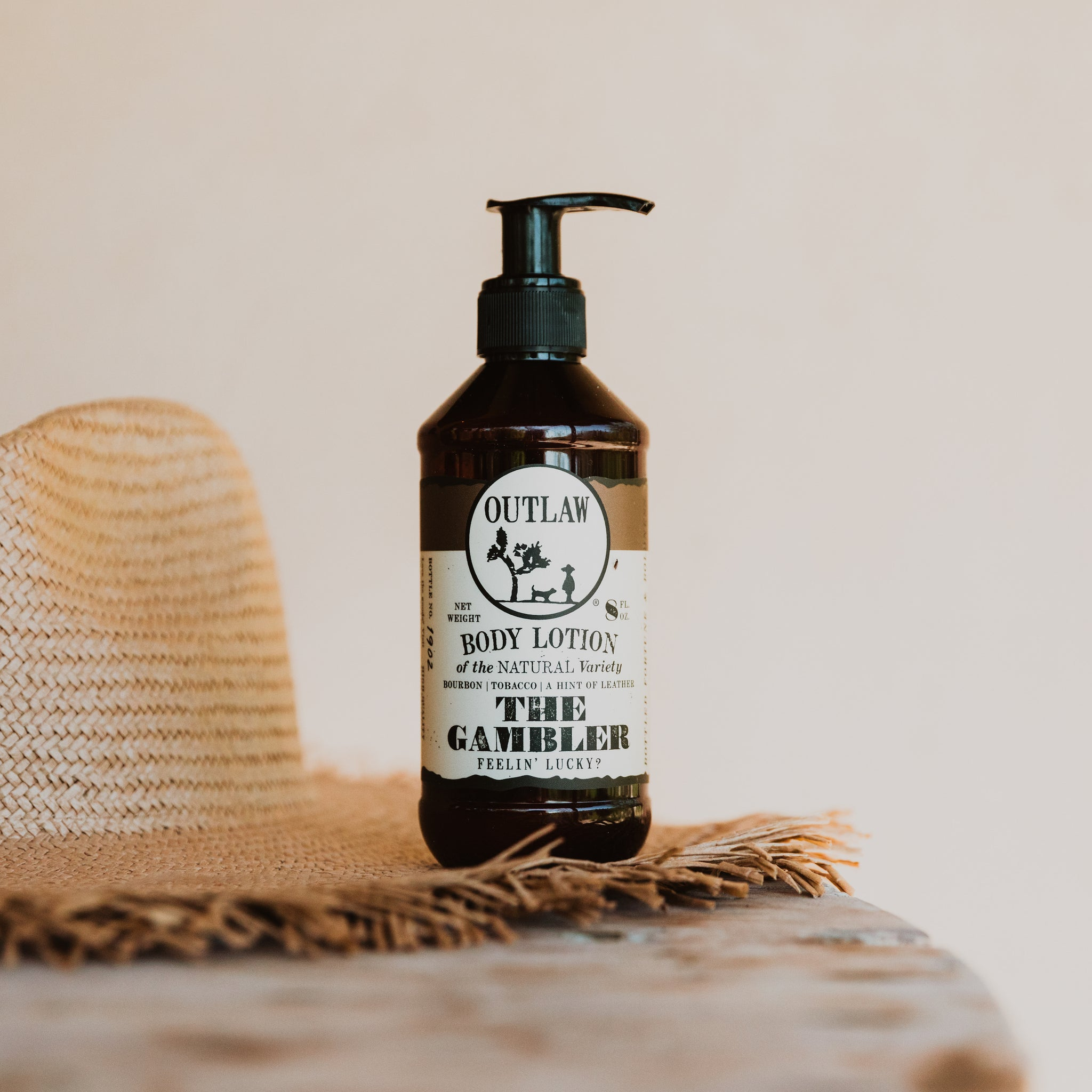 The Gambler Hand Wash and Lotion Set Hand Wash & Lotion Set The Luckiest Scent Around: Bourbon | Tobacco | Leather