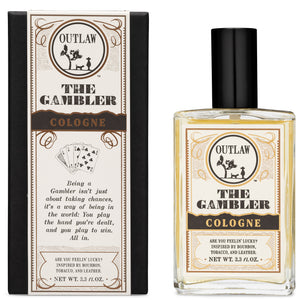 The Gambler Spray Cologne