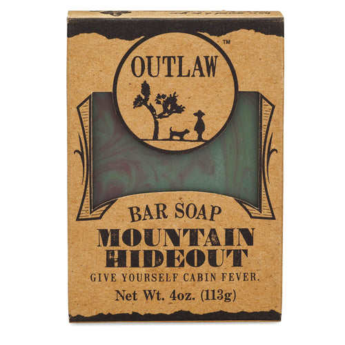 Mountain Hideout Handmade Bar Soap