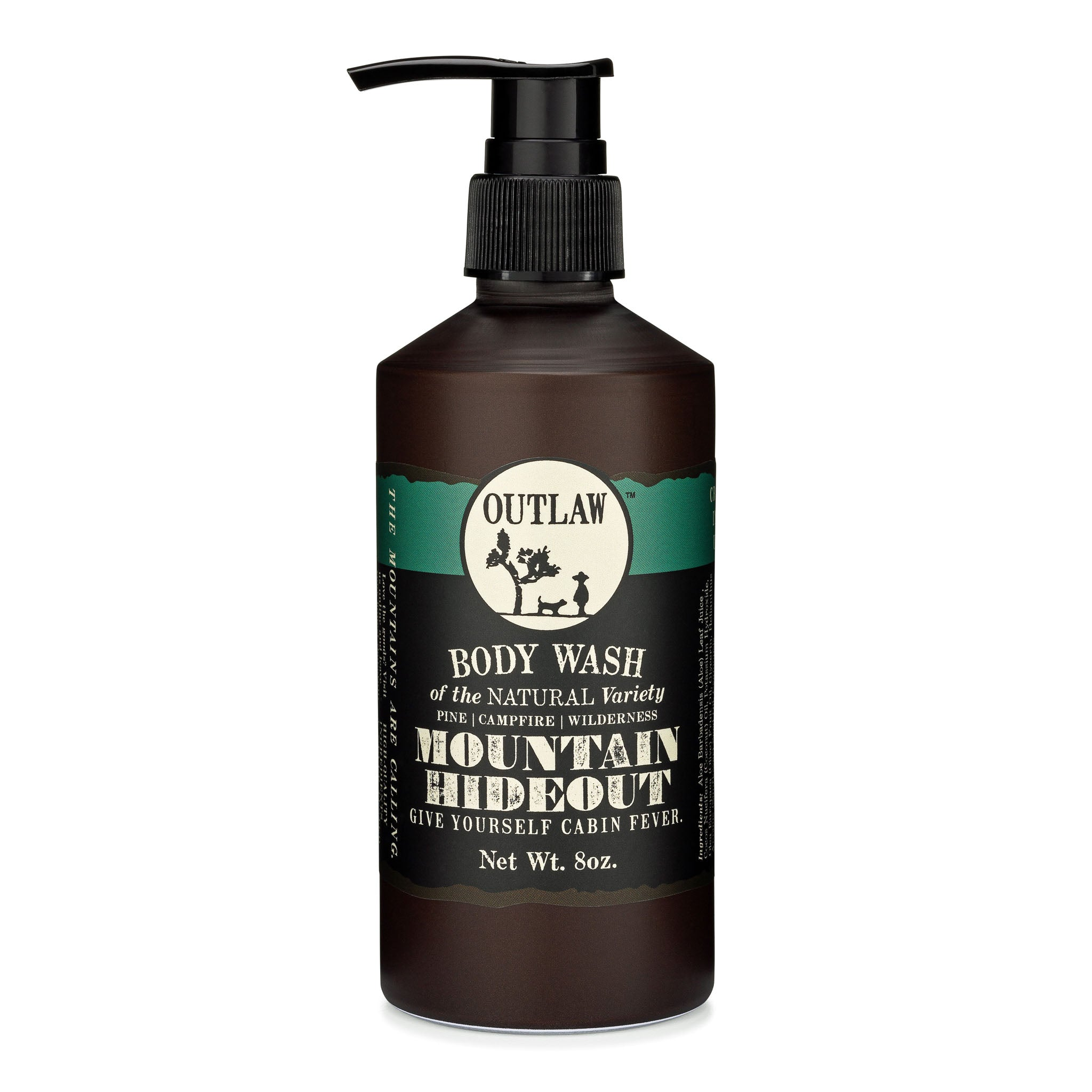 Mountain Hideout Body Wash