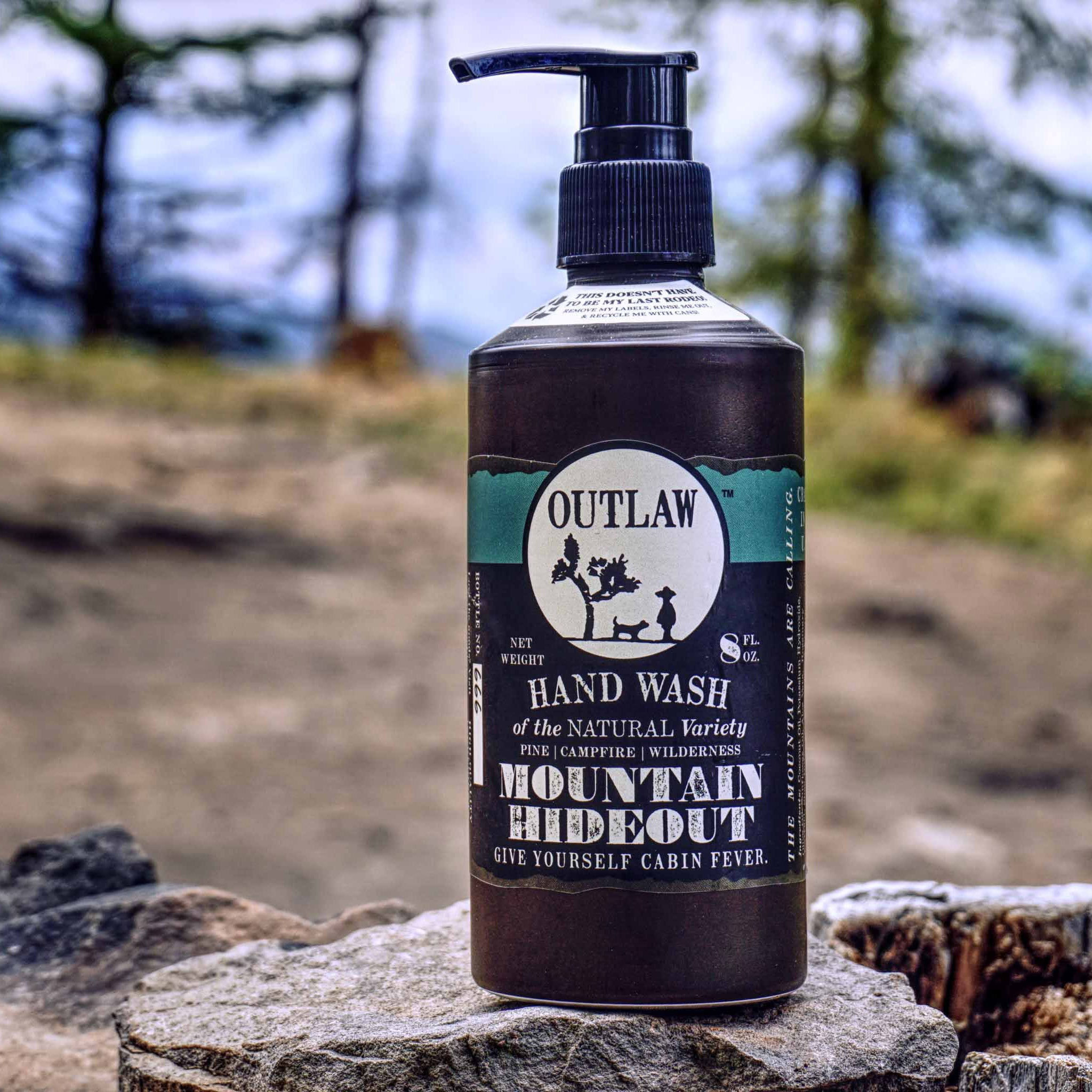 Mountain Hideout Hand Wash