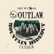 Mountain Hideout Candle - 8oz