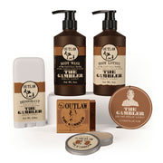 The Gambler Clean Getaway Subscription Box