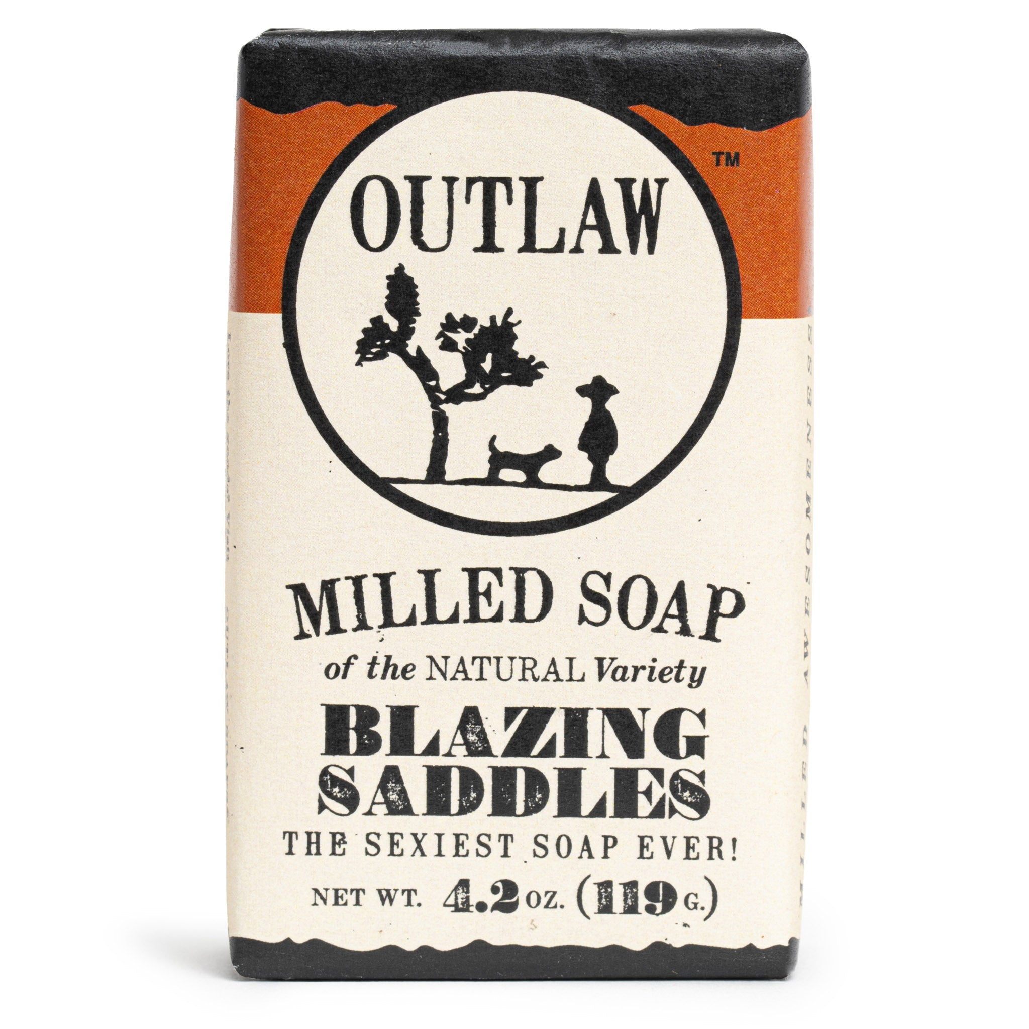 Give and Let Live: Outlaw Soap Five-Packs