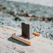 Mountain Hideout Handmade Bar Soap Bar Soap In the Mountains, You're Free: Pine | Damp Earth | Campfire