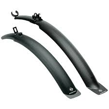 SKS Hightrek Snap On Mudguard Set For 26x2.5 Tires