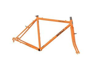 Surly Cross Check Frameset (TANGERINE)