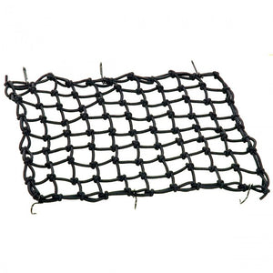 Axiom Elastic Cargo Net - Basket/Rack - Black