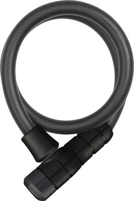 Abus Racer 6415K Coil Cable Lock (Black)