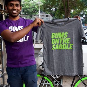 BUMSONTHESADDLE T-Shirts