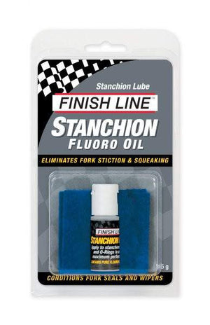 Finish Line Stanchion Fluoro Oil