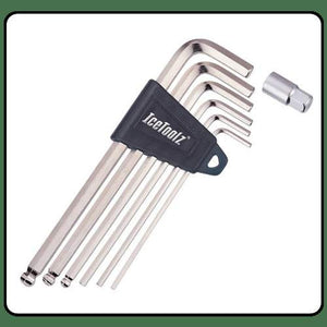 IceToolz Hex Key Set - Blister Card