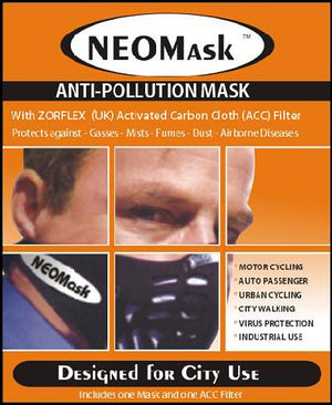 NeoMask Anti-Pollution Face Mask
