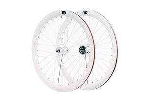Purefix 700c 50mm Glow Wheel Set
