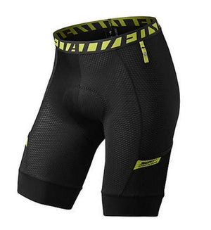 Specialized SWAT Mountain Liner Short (Black/Hyp Green)