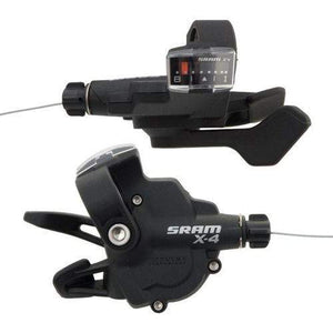 SRAM X4 Trigger Shifter - 3x8 Speed