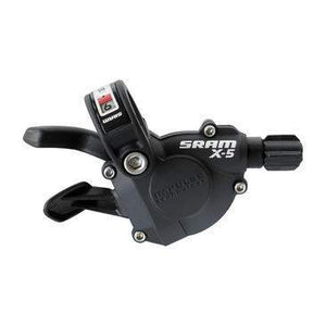 SRAM X5 Trigger Shifter - 3x10 Speed