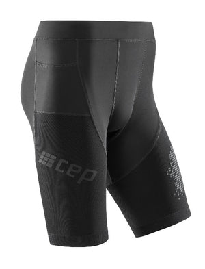 CEP Compression Dynamic+ Run Shorts 3.0 (Black) - BumsOnTheSaddle