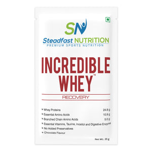 Steadfast Nutrition Incredible Whey (Recovery) (Chocolate)
