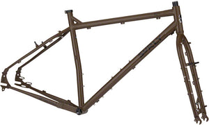 Surly Ogre Frameset (ROVER BROWN)