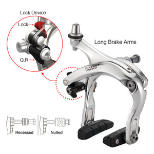 Tektro R559 Long Reach Road Caliper Set