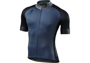 Specialized SL Expert Jersey - Dot Fade/Dust Blue