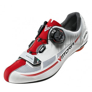 Vittoria Fusion Shoes (Red/White)