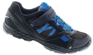 Giant Sojourn Shoes (Black/Blue)