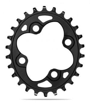 absoluteBLACK Shimano 1x 64 BCD Oval Chainring