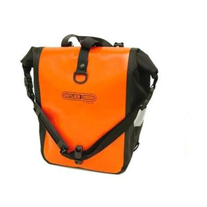 Ortlieb Back-Roller Classic Rear Pannier (Orange/Black)