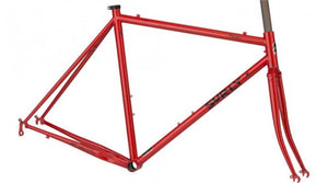 Surly Pacer Frameset (DISCO TOMATO)