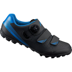 Shimano SH-ME400 Shoes (Black/Blue)