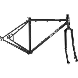Surly Straggler Frameset 700c (Black)