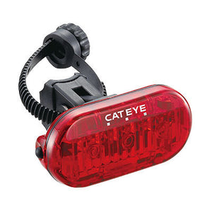 Cateye Rear Light (External Battery) - OMNI 3 (TL-LD135R)