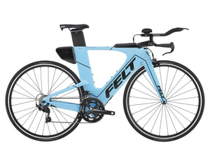 Felt IA16 Triathlon (Ice Blue)