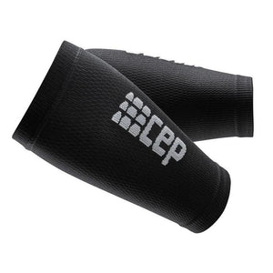 CEP Compression Forearm Sleeves (Black/Grey) - BumsOnTheSaddle
