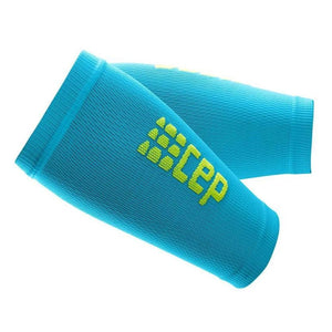 CEP Compression Forearm Sleeves (Hawaii Blue/Green) - BumsOnTheSaddle