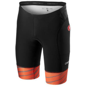 Castelli Free Tri Short (Orange)