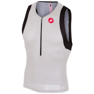 Castelli Free Tri Top (White)
