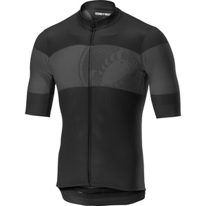 Castelli Ruota Jersey (Light Black)