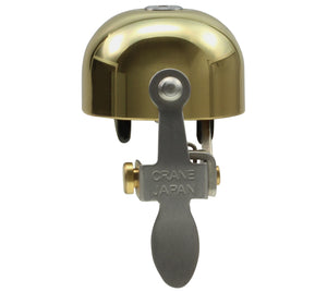 Crane E-NE Clamp Band Mount Bell (Polished Gold)