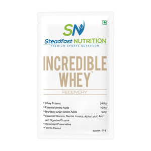 Steadfast Nutrition Incredible Whey (Recovery) (Vanilla)