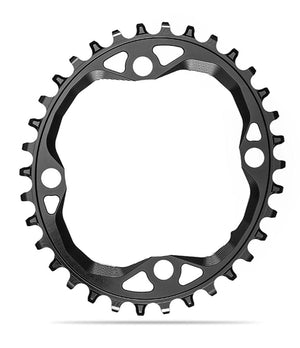 absoluteBLACK Shimano 1x 104 BCD Oval Chainring